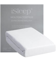 Moltons voor toppers