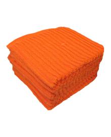 Vaatdoek Suus (oranje) 6 Stuks