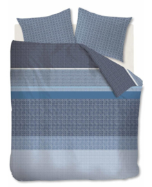 Beddinghouse Dekbedovertrek Birger (blue) 200x200/220