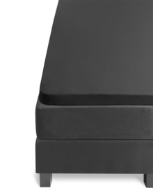 Beddinghouse Topper Hoeslaken Jersey Lycra (black) 140/160x200/220