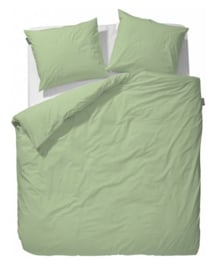 Essenza Dekbedovertrek Premium Percale (apple green) 240x220