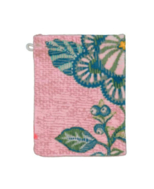 PiP Studio Washandje Berry Bird (pink)