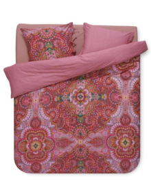 PiP Studio Dekbedovertrek Sultans Carpet (red) 240x200/220