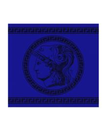 DDDDD Theedoek Minerva (blue)