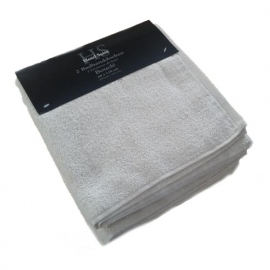 HS Badhanddoeken 60x110  Off-white (2 stuks)