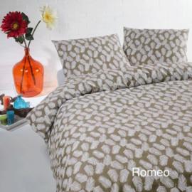 Papillon Dekbedovertrek Romeo (beige) 240x200/220