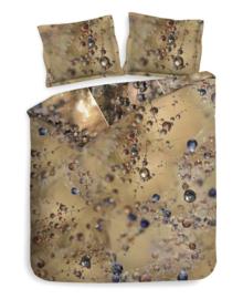 Heckett & Lane Dekbedovertrek Eli (copper gold) 240x200/220