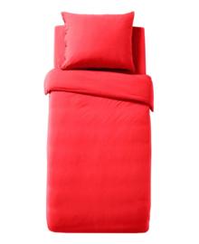 Cinderella Jersey Dekbedovertrek Cabanon (red) 140x200/220