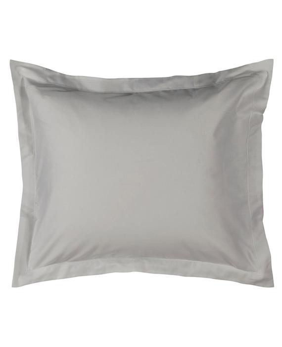 Essenza Kussensloop Satijn Katoen (silver) 60x70