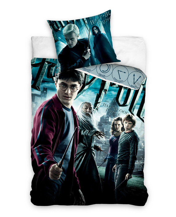 Harry Potter Dekbedovertrek Half-Blood Prince (multi) 140x200