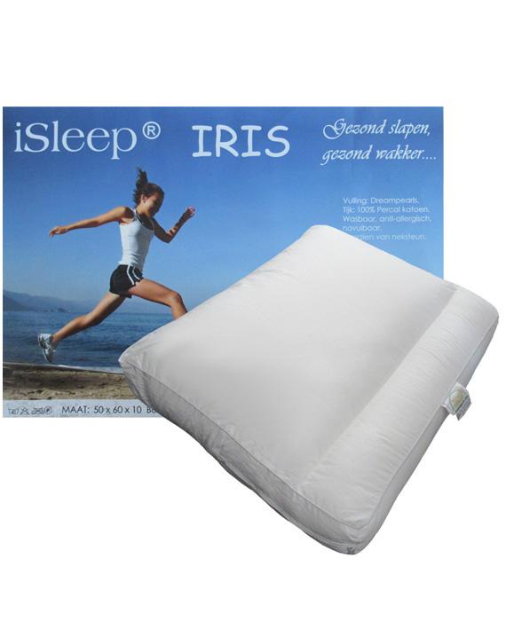 iSleep Hoofdkussen Iris