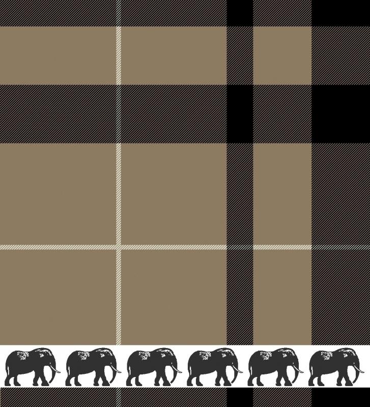 DDDDD Keukendoek Savanne (camel)