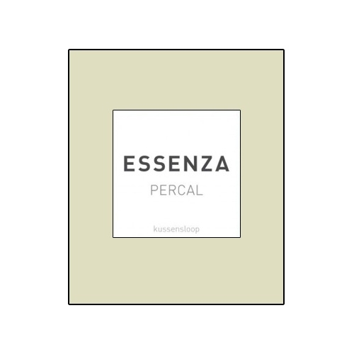 Essenza Kussensloop Perkal Katoen (beige) 60x70