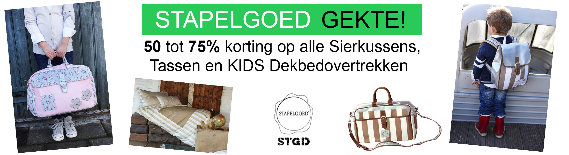 stapelgoed gekte