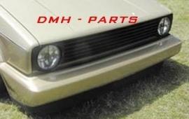 Embleemloze grill VW golf 1 - golf 1 cabriolet