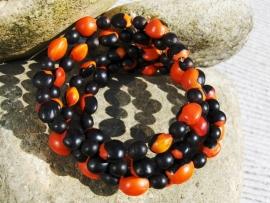 10. Armband van zaden
