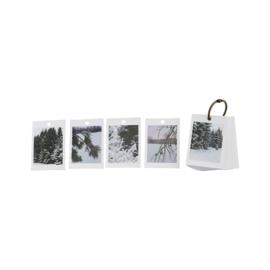 polaroid kaartjes (50 stuks)