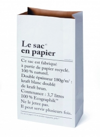 LE SAC EN PAPIER / THE PAPER BAG