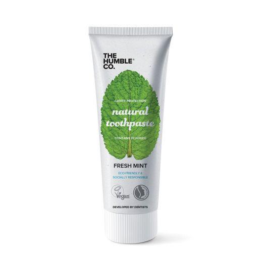Natuurlijke tandpasta - Mint