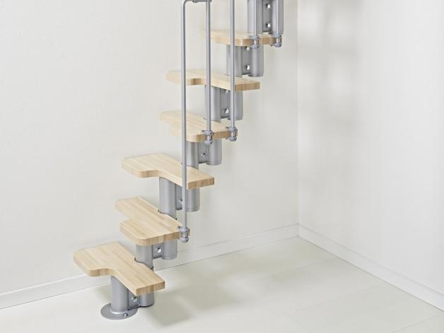 Nice_2 ruimtebesparende trap