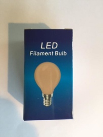 Global-Lux filament kogellamp E14 1W/10W 230V flame nr 6-183458