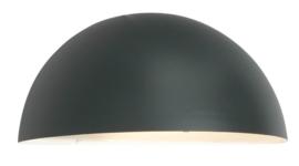 Buitenlamp serie Selva wand 11,5cm zwart nr: 3050