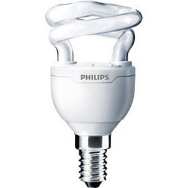 Philips spaarlamp Tornado Esaver T2 5W E14 kleur 827 nr: 18-torn5WE14