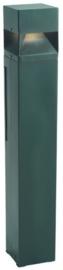 Buitenlamp staand serie Arvika h 89cm LED 11W zwart nr 3127