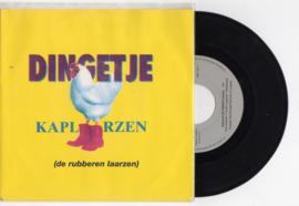 Dingetje met Kaplaarzen 1992 Single nr S2021858