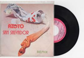 Azoto met San Salvador '89 summer remix 1989 Single nr S2021855