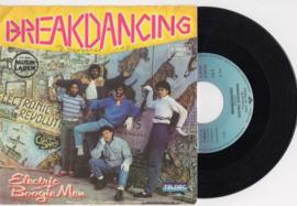 Electric Boogie Men met Breakdancing 1984 Single nr S2020304