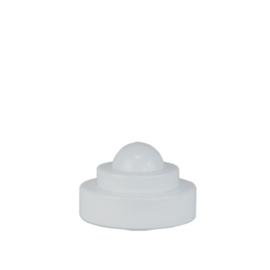 Glazen bol model Rondo opaal wit d-22cm h-14cm gr-10cm nr 2260.00