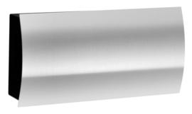 Krantenbus speciaal voor kranten staalkleur IP44 h-16cm nr AH 50