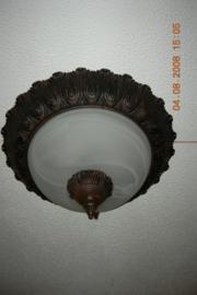 Grote fraaie plafonnier diameter 46,5cm 20419/3pl