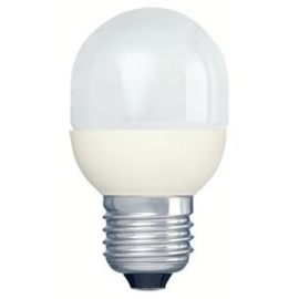 Philips spaarlamp kogel soft ES T45 7W E27 kleur 827 nr: 18-PLE7WE27mini