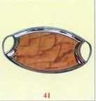 EPNS 41 - Verizlverd dienblad ovaal