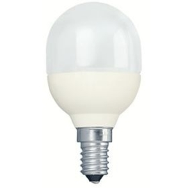 Philips spaarlamp kogel soft ES T45 5W E14 kleur 827 nr: 18-PLE5WE14mini