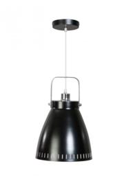 Hanglamp Acate 1L zwart dia 26,5cm nr 05-HL4241-30