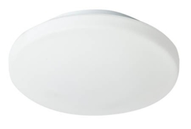 Plafonniere model Esprit L. dia 35cm wit/opaal glas nr 05-6072-31