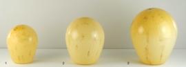 Glazen kap bolvormig model Ballon klein (1) nr: 200.60 licht gemarmerd