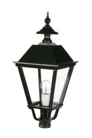 Buitenlamp lichtkop h-60 antiek groen serie Nuova nr 1541