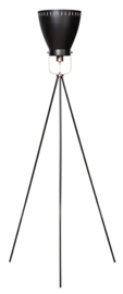 Vloerlamp Acate uplight 1L h165cm zwart/Koper nr 05-VL8248-0530