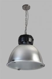 Industriele fabriekslamp staalkleur model high bay nr: 05-HL4351-48