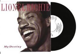 Lionel Richie met My Destiny 1992 Single nr S20211087
