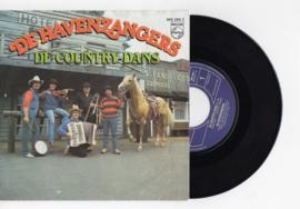 De Havenzangers met De county-dans 1984 Single nr S2021965