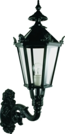 Buitenlamp combinatie wand h95cm serie Nuova nrs 1521+1565