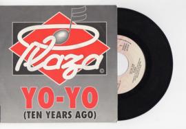 Plaza met Yo Yo 1990 Single nr S2021966