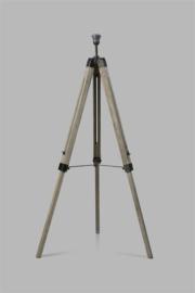 Vloerlamp Marsala vintage grijs h125cm d65cm 1xE27 nr 05-VL8046-52