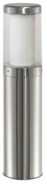 Buitenlamp staand serie Titano Led 10W RVS h45cm nr 10-33721LED