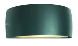 Buitenlamp serie Selva wand groot h-12,5cm zwart nr: 3043